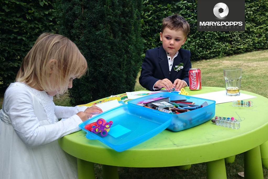Co s dětmi na svatbě?